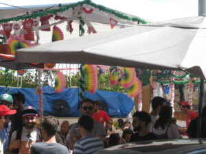 Festival Outdoor Eateries