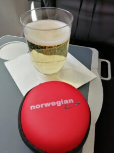 On Board Norwegian Air